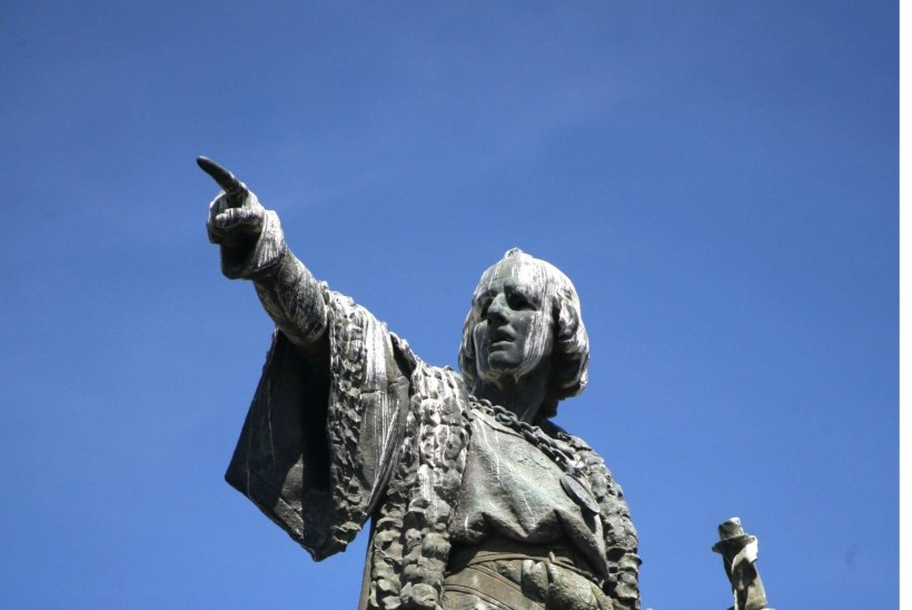 Christoph Kolumbuse vastuoluline lugu