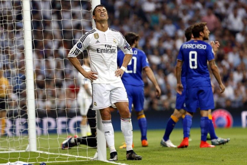 Real nutab taga unistuste finaali, Itaalia juubeldab Juventuse üle