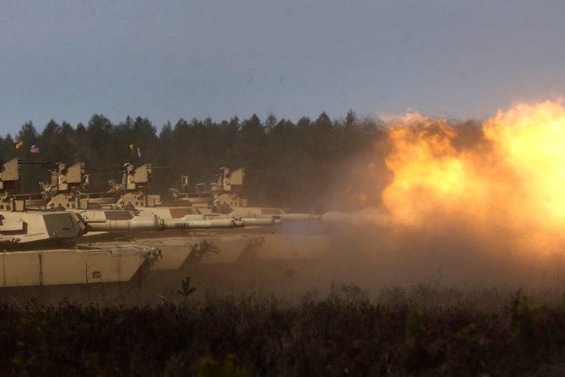 Balti riigid kavatsevad NATO-lt paluda lisaks 700-800 sõdurit