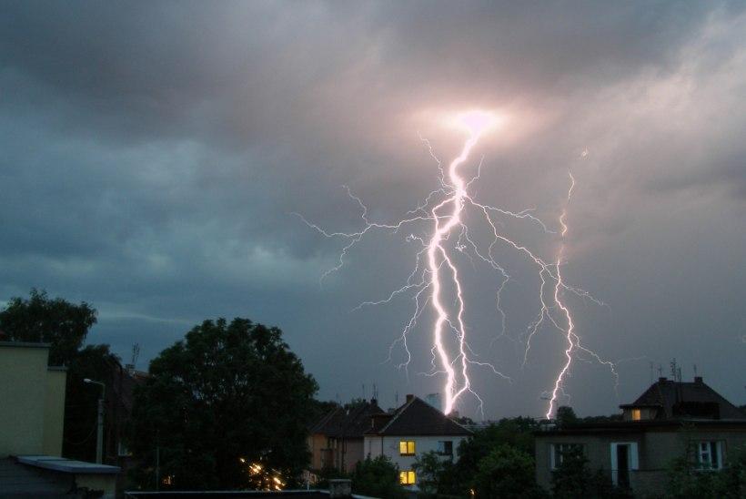 14. MAI: Tänane vihm ennustab vihmast suve