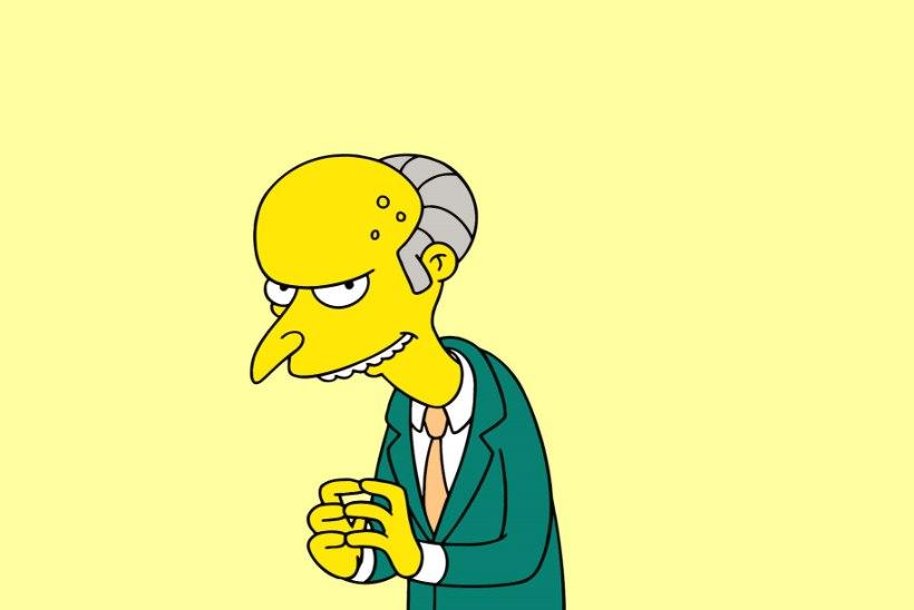 """KAS NED FLANDERS JA MR BURNS JÄÄVAD HÄÄLETUKS? Harry Shearer lahkus """"Simpsonitest"""""""