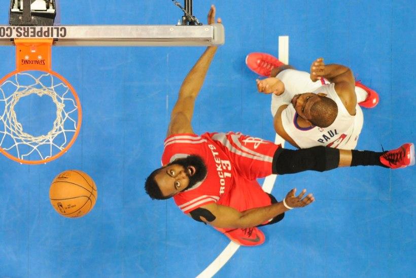 Houston Rockets tegi sisuliselt imet, Cavs kukutas Bullsi