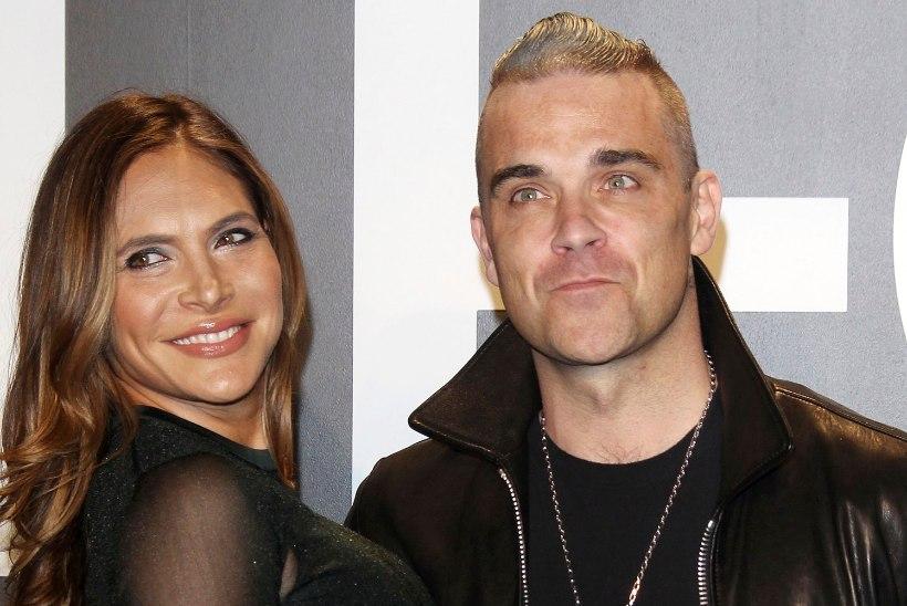 Robbie naine ahistas alluvat?