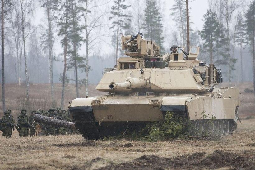 NATO brigaad alaliselt Balti riikidesse?