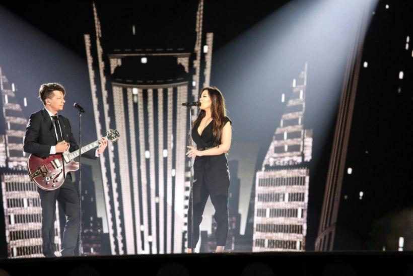 Elina ja Stig pärast teist lavaproovi: tunneme end palju enesekindlamalt!