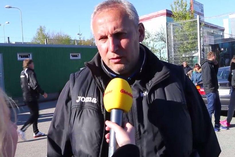 ÕHTULEHE VIDEO | Mis hinde paneb Infoneti senisele hooajale peatreener Puštov?