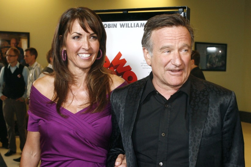 Abikaasa võttis Robin Williamsilt eluisu?