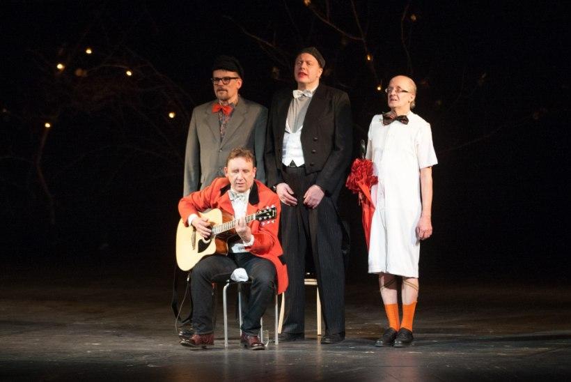 Elmo Nüganen: tegelikult oli Ugala teater minu esimene armastus