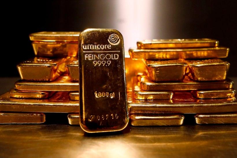 Saage tuttavaks: kullaga tagatud krüptovaluuta Hayek