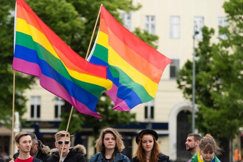 VÕRDÕIGUSVOLINIK: ei pea olema gei, et seista vastu homofoobiale