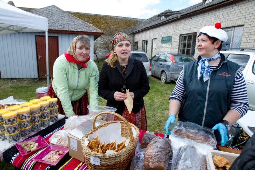 """Räimewest"" – kümne euro eest sai kümme kilo Eesti parimat kala räime"
