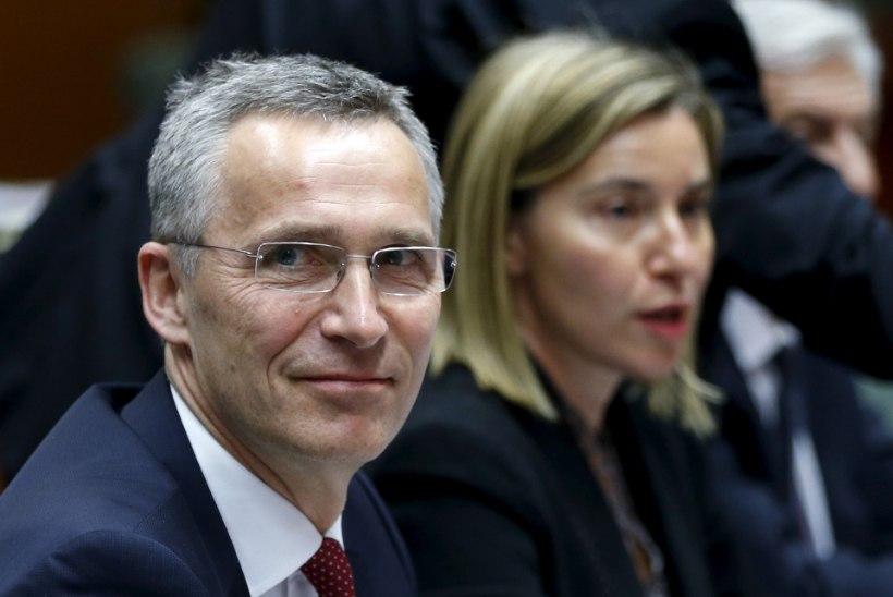 Euroopa Liidu ministrid: loome mereväeüksuse, mis tõkestab inimkaubandust Vahemerel