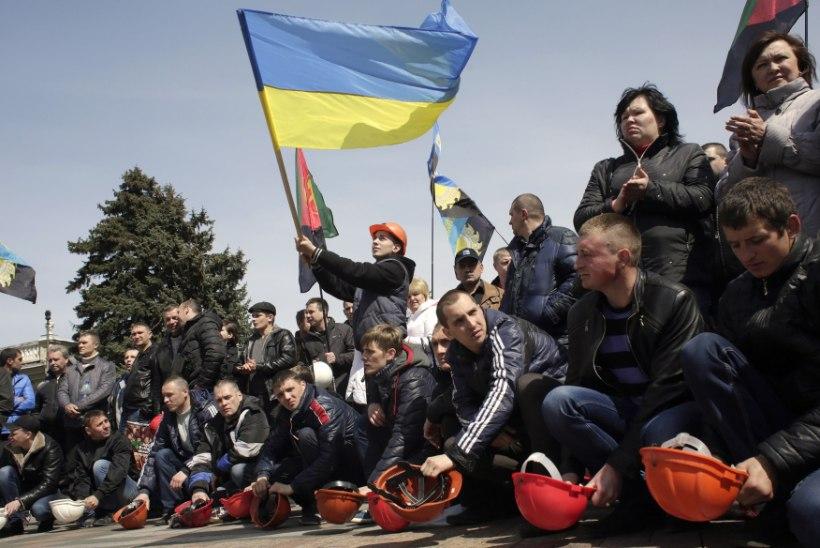 Pentus-Rosimannus: Eesti toetab Ukraina viisavabadust Euroopa Liiduga