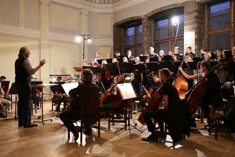 Eesti muusikud esitavad Arvo Pärdi loomingut Berliinis