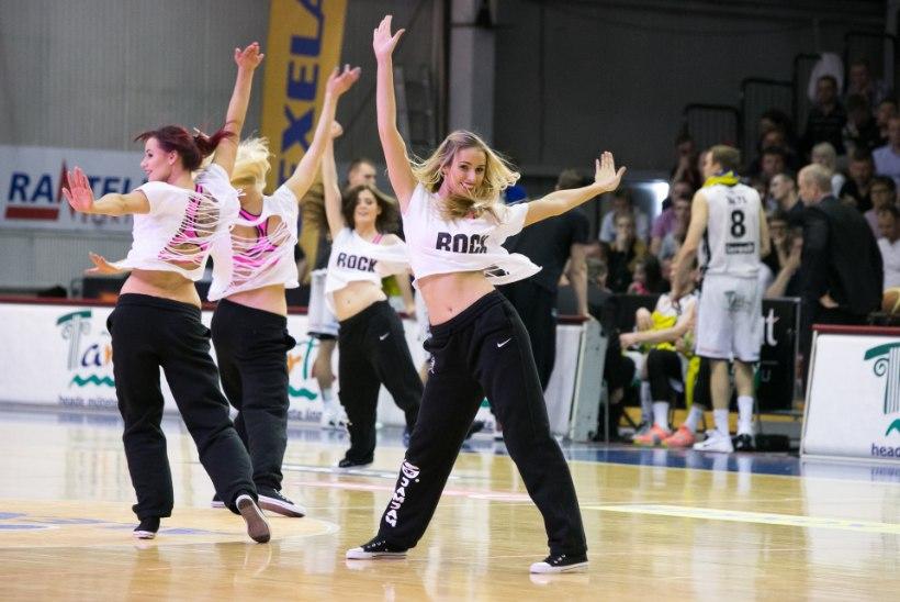 GALERII | Sulnid fotod Tartu Rocki finaalis võidule aidanud tantsutüdrukutest