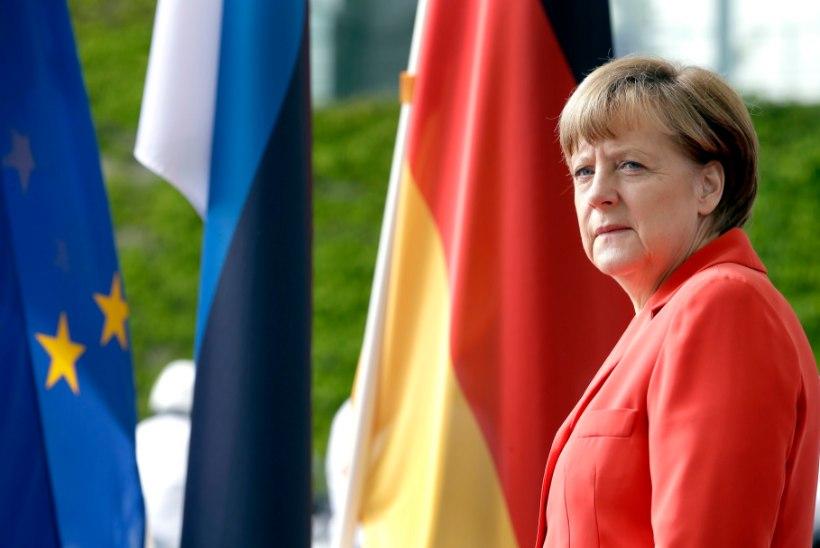GALERII | Ilves kohtus Merkeliga