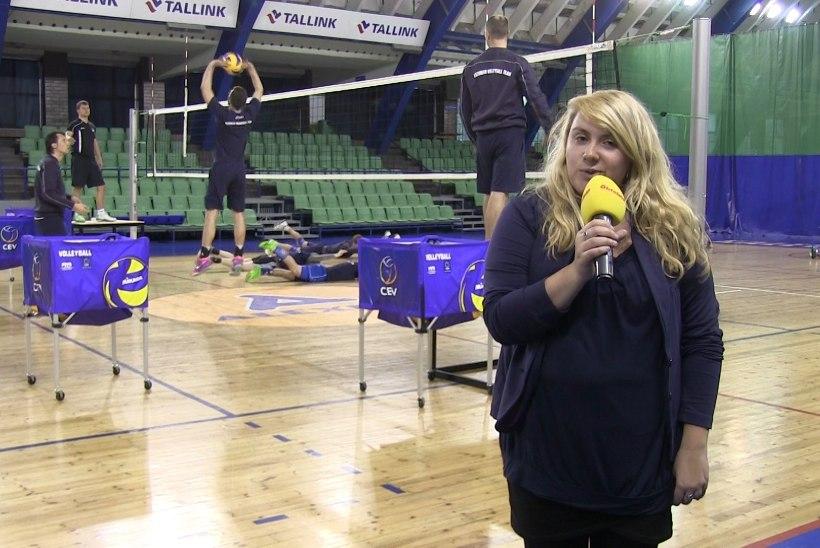 ÕHTULEHE VIDEO   1 küsimus võrkpallikoondisele: kas tahaksid olla tegelikust east vanem või noorem?