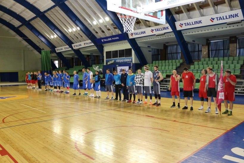 FOTOD   Tallinn võitis kilude turniiri
