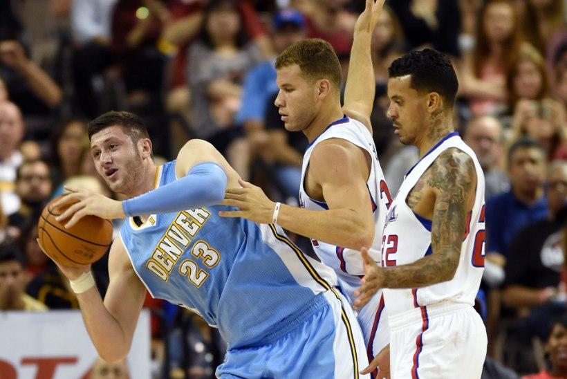NBA parimate uustulnukate seast leiame kolm eurooplast