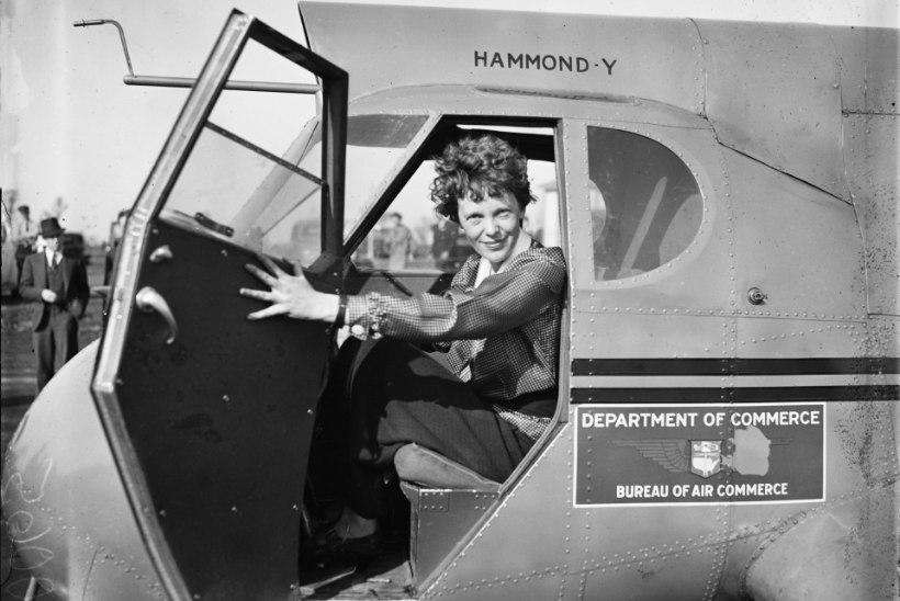 21. MAI: Amelia Earharti päev