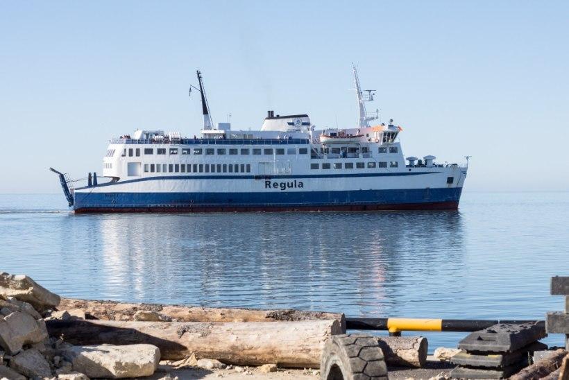 Kas Saaremaa Laevakompanii saadab paremad laevad hoolduse varjus uuele liinile?