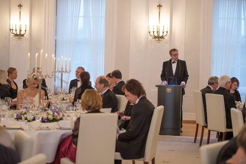 GALERII | Vaata pilte president Ilvese riigivisiidist Saksamaale ja loe riigiõhtusöögi lauakõnet!