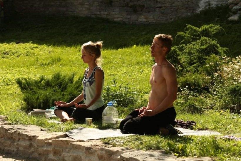 Tänavune Haapsalu Joogafestival toob kohale väelised joogaõpetajad