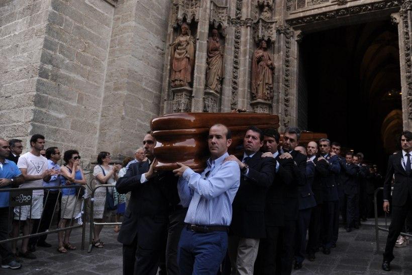 Hispaania sõjalennuki kukutas alla vigane arvutitarkvara