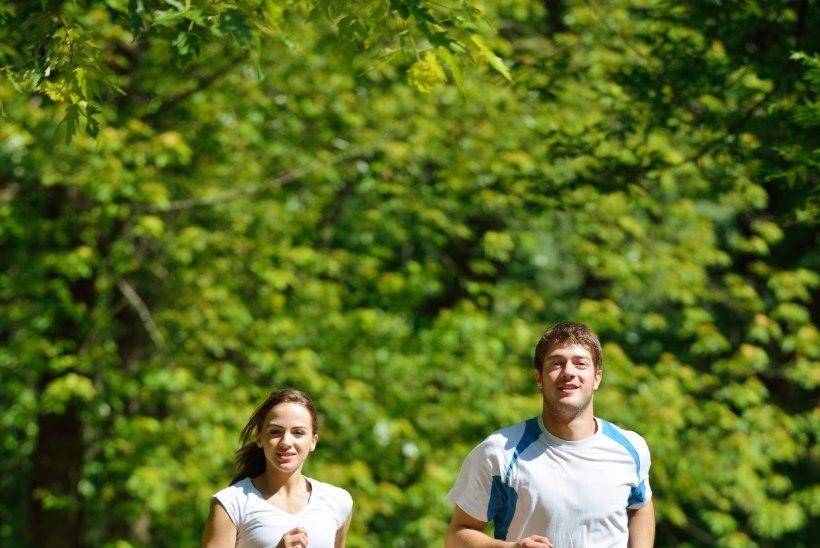 Nauding jooksmisest