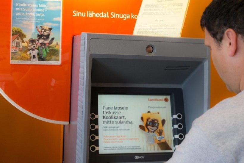 Swedbank vabandab häirete pärast kaardimaksetes ja internetipangas