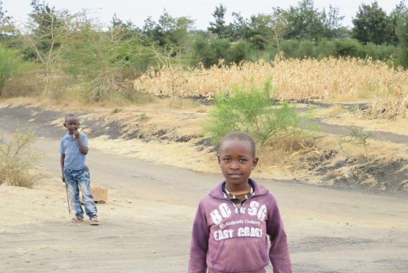 Üks puhas vihik on Aafrika lapsele terve varandus