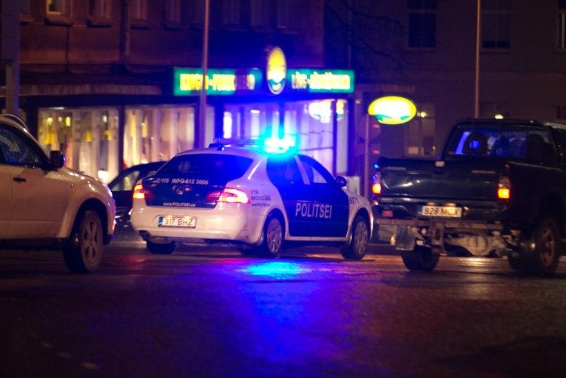 Kohus mõistis liiklusrikkujale 20 ööpäeva aresti