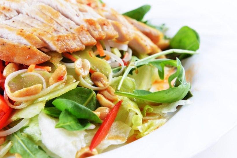 RETSEPT | Maitsev ja tervislik broilerisalat