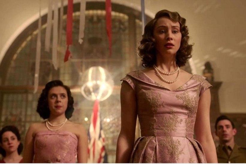 Briti printsesside öine linnaseiklus kinolinal – mis on tõsi, mis liialdus?