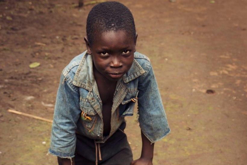 Vabatahtlike fotod arengumaade elust