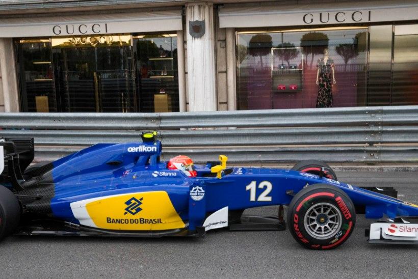 GALERII | Monacos stardivad esireast ikka Mercedesed