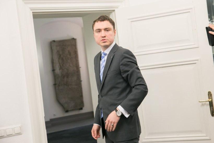 Reformierakonna esimeheks valiti Taavi Rõivas