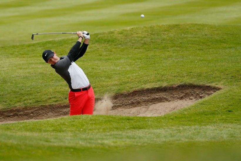 Golfimaailma suurnimed ebaõnnestusid