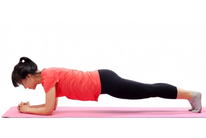Plankingus püstitati uus maailmarekord
