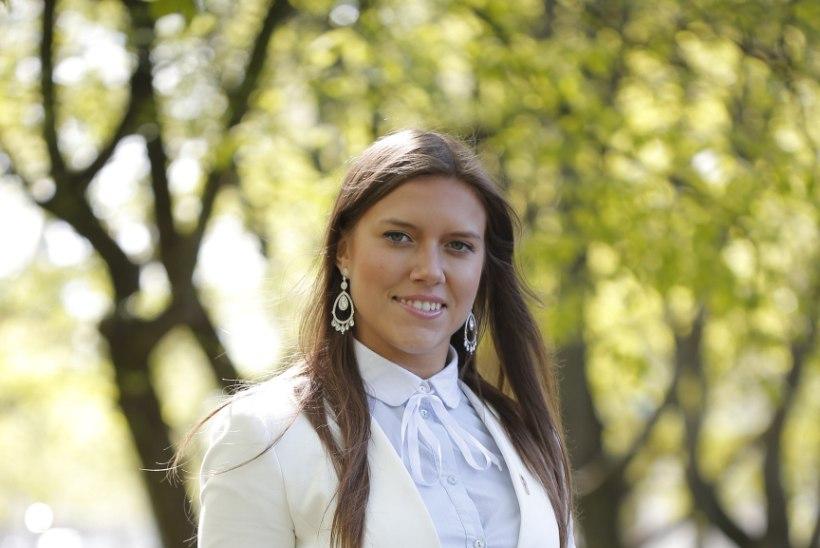 Võidusõitja Anastassia Kovalenko: pool mu lõputööst on kirjutatud lennukis