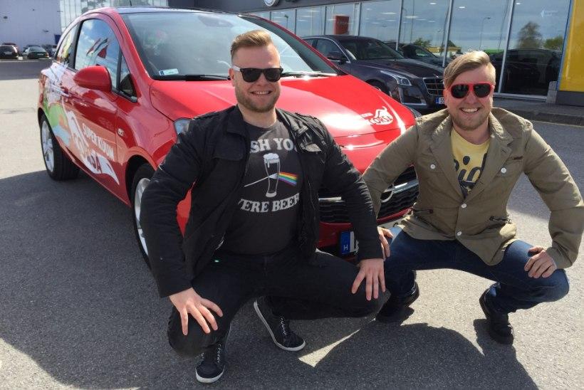 TV3 kangelased on Kristjan Rabi ja Indrek Vaheoja