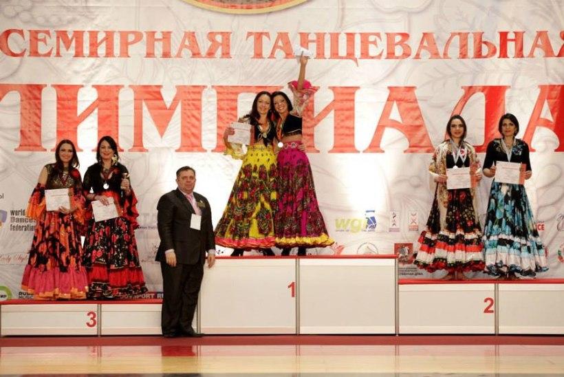 8d701a0f5c0 FOTOUUDIS: Eesti mustlastantsijad võitsid Moskvas kolm kulda | Elu