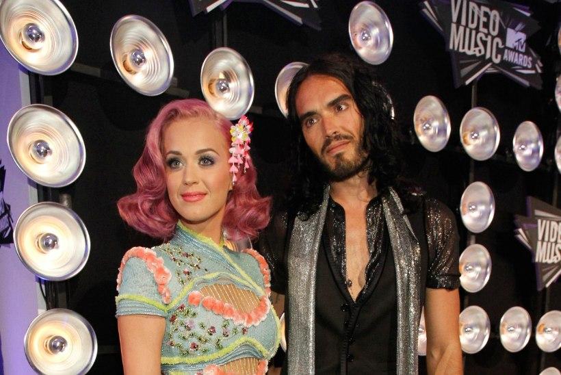Katy Perry ei suhtle eksmehega