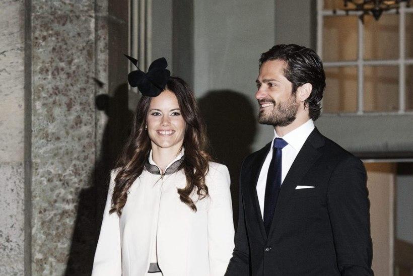 Rootsi printsi pulmad ukse ees! Kus korraldatakse prooviõhtusöök?