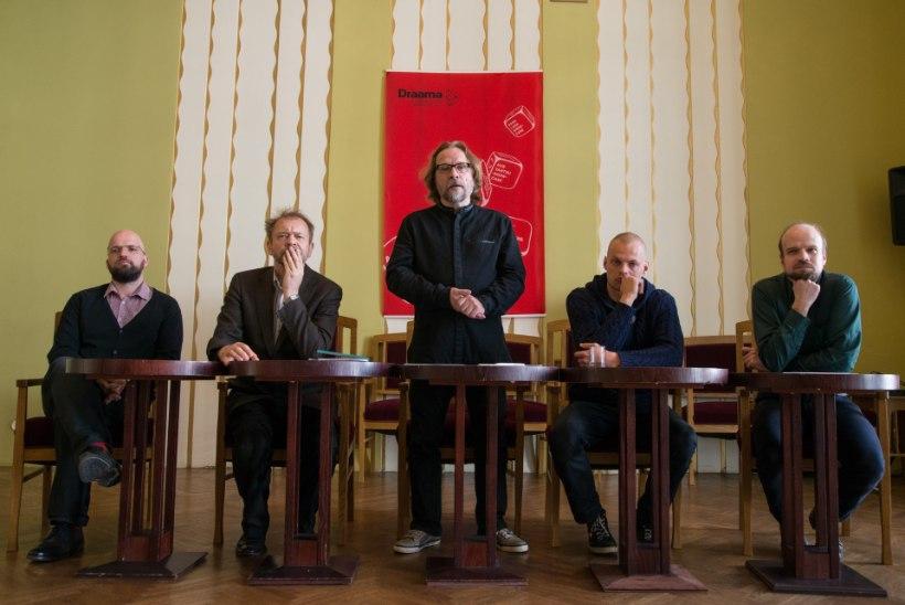 FOTOD | Draama festivalil hakatakse valima Eesti teatri publikulemmikut