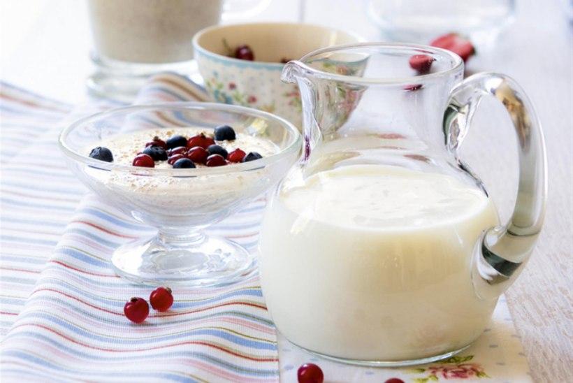 Hapupiim - tavaline ja toitev