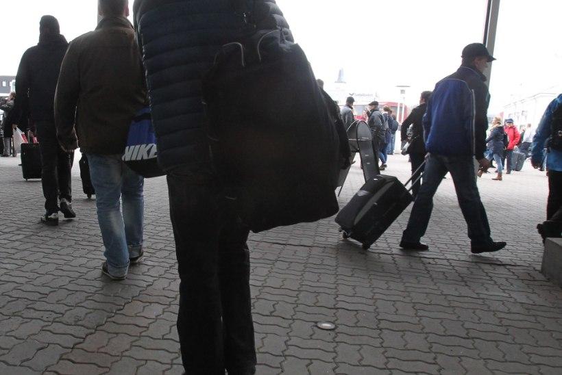 Aruanne: võib-olla ongi optimaalne, et 10-20 protsenti eestlastest elab välismaal
