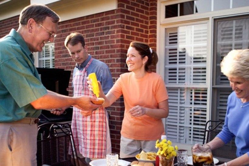 30. MAI: Hooli oma naabritest