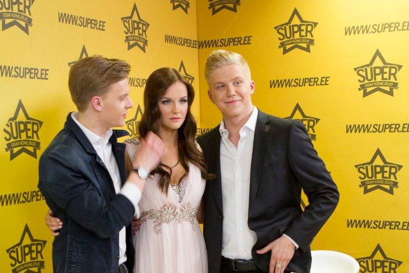 Superstaarisaate superfinaal: Gertu või Jüri? Elina Born esineb üllatusnumbriga!