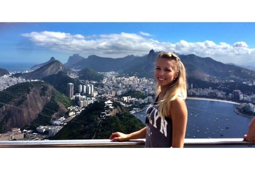 Erika Kirpu Rio de Janeiros võistlemisest: ei teadnud, mida teha - kas lähen oksendama või nutma!